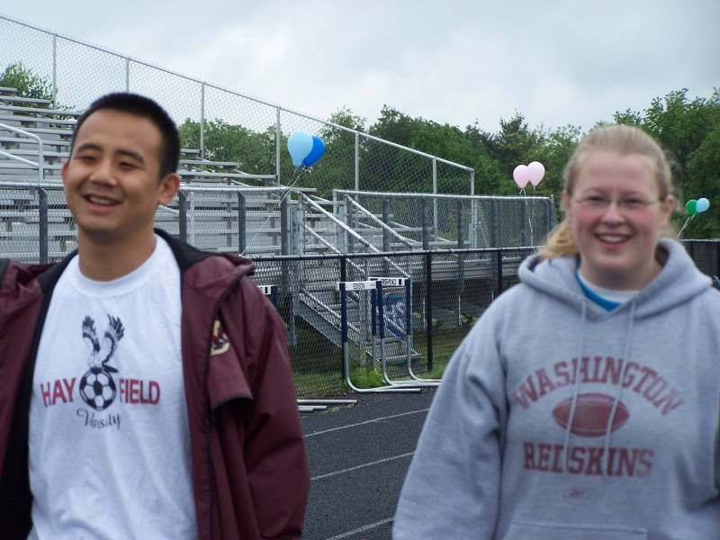Field Hockey Coaches:  Jihoon Shin (Hayfield) & Lauren White (Edison)